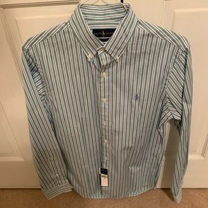 Ralph Lauren Dress Shirt (Medium)